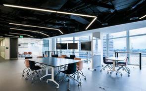 办公室设计,办公室地面设计注意事项