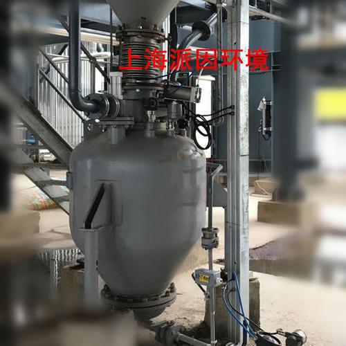 仓泵物料输送技术