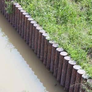 水泥仿木制品