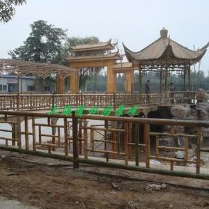 竹木结构制品