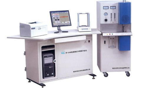 HK-CS9B型高频红碳硫分析仪