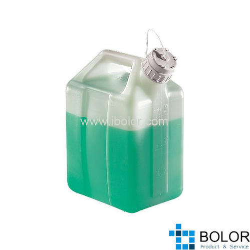 Nalgene 13L高扁容器,2243-9013 HDPE材質 NALGENE/耐潔