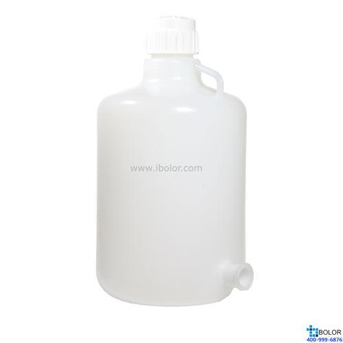 Nalgene細口大瓶(帶衛生法蘭),2640-0130 容量50L PP材質 可高溫高壓