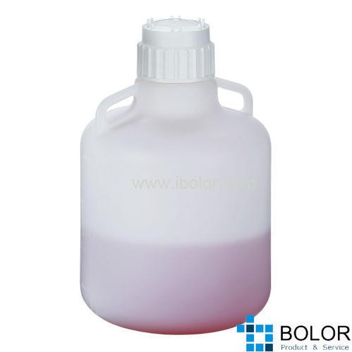 Nalgene帶手柄細口大瓶,2210-0130(8210-0130) 容量50L LDPE材質 NALGENE/耐潔