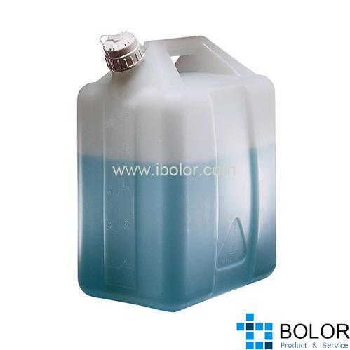 Nalgene氟化油桶,2242-0050 容量25L 氟化高密度聚乙烯材質 NALGENE/耐潔
