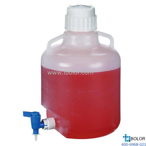Nalgene可高溫高壓龍頭瓶,2319-0130(8319-0130)容量50L PP材質 NALGENE/耐潔
