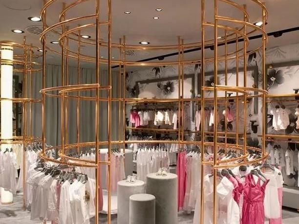 童装店装修设计八大技巧,为孩子打造一个有趣的购物环境!