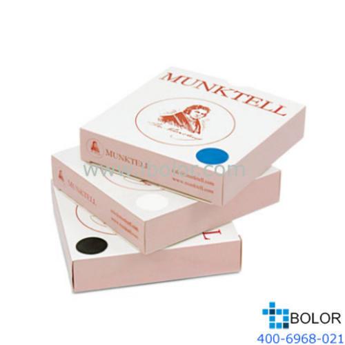 石英纖維濾紙 方形 Munktell;尺寸:203x254 100片/盒