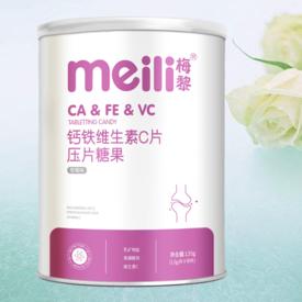 鈣鐵維生素C片      NET 135g (1.5g/片×90片)