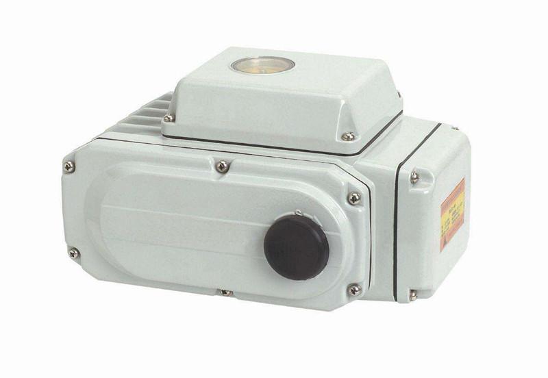 角行程电动阀门执行器图片