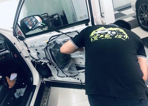 车门凹进去一点怎么办?车门凹陷修复方法