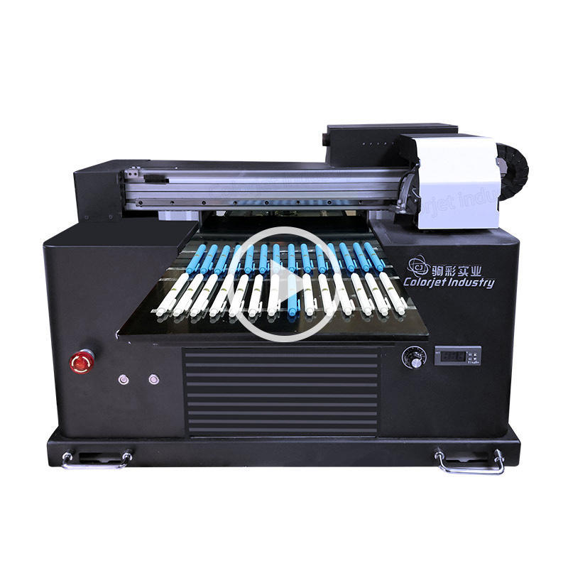 color jet A3 uv printer for pens