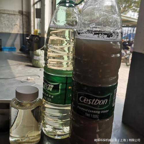 安徽某汽車制動器企業清洗廢水選用膜設備凈化回用