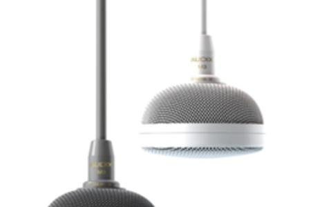 美國AUDIX話筒推出簡易安裝DANTE | AES67集成麥克風系統