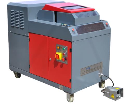 AC1510全自动液压冷焊机焊接视频