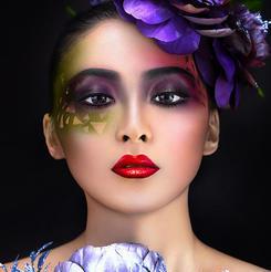 化妆师精英班(学制3个月,学费:12800元)