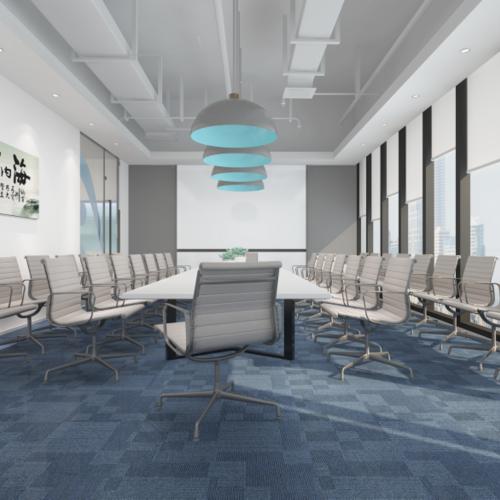 办公室装修天花板,办公室设计风格