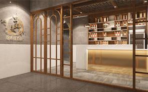 上海店铺装修设计之中餐厅返点设计风格有哪些