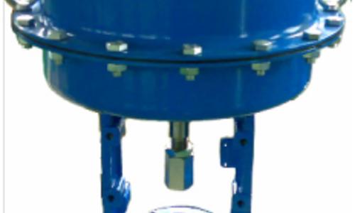 轻小型气动薄膜执行机构