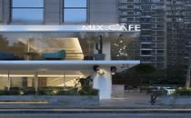 街角的咖啡店 | 奉贤蓝信空间设计