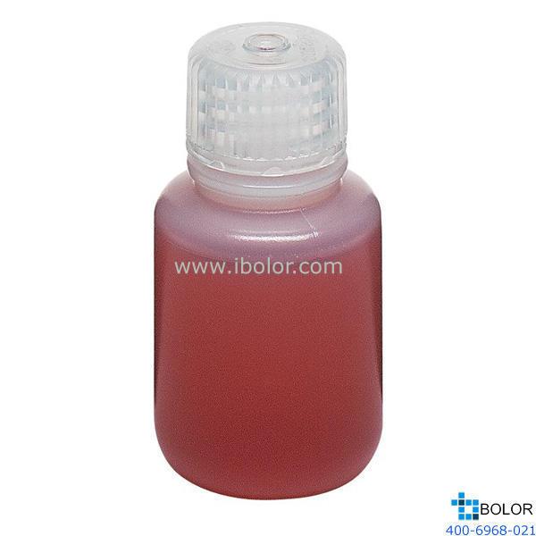 Nalgene窄口瓶,2002-0001 容量30mL HDPE材质 NALGENE/耐洁