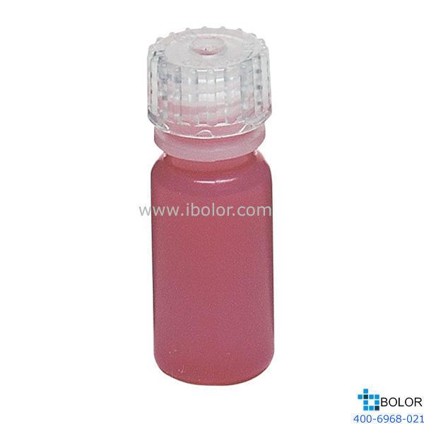Nalgene窄口瓶,2002-9025 容量8mL HDPE材质 NALGENE/耐洁