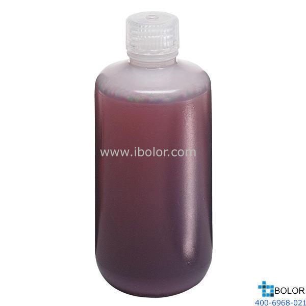 Nalgene窄口瓶,2002-9016 容量500mL HDPE材质 NALGENE/耐洁