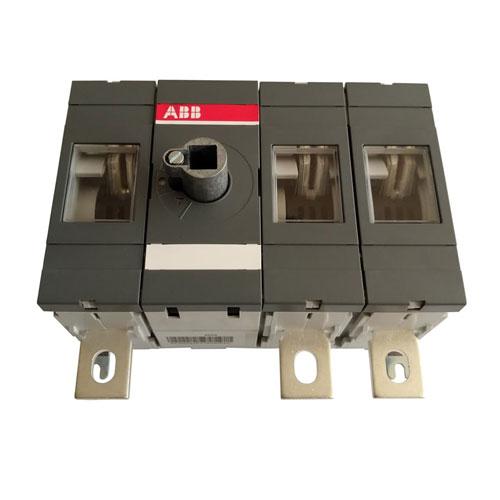 ABB掘进机隔离开关OETL-400MI/OT400E12/OESA 400DM3PL