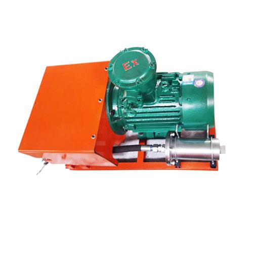 掘进机机载喷雾泵,BP25/8J掘进机电动机载喷雾泵