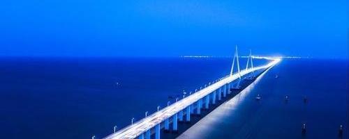 骄傲中国将建最长跨海高铁大桥,全长150公里,就在江浙沪!