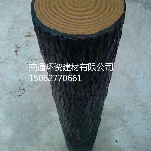 河道仿木桩预应力仿木桩上海生产基