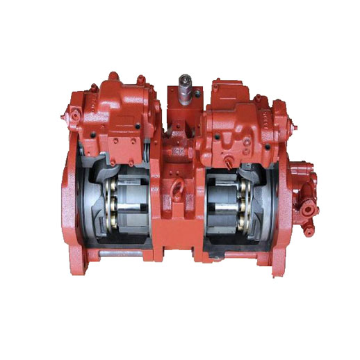 三一混凝土泵车配件-川崎KPM K3VL28/C-1ARSS-PO-T213柱塞泵