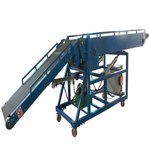 液压移动式装车输送设备