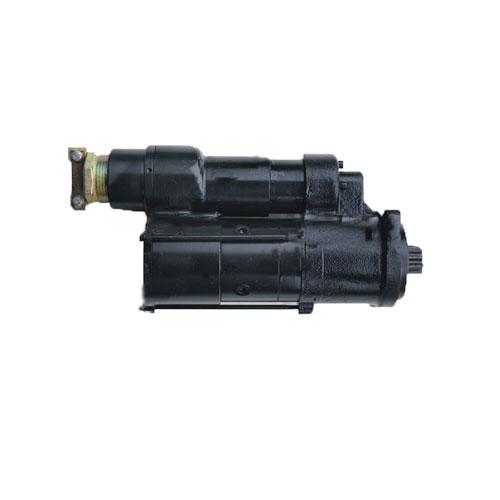 2110型防爆柴油机用QBC4.5/24隔爆型起动机