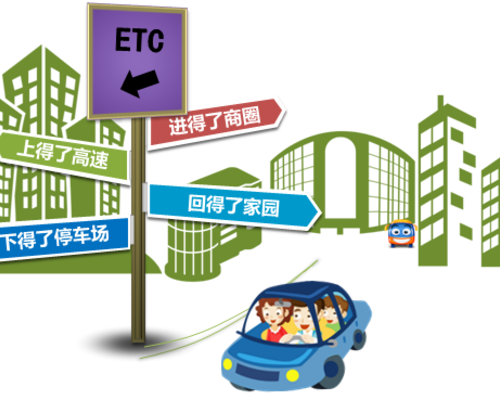 ETC智慧停车解决方案
