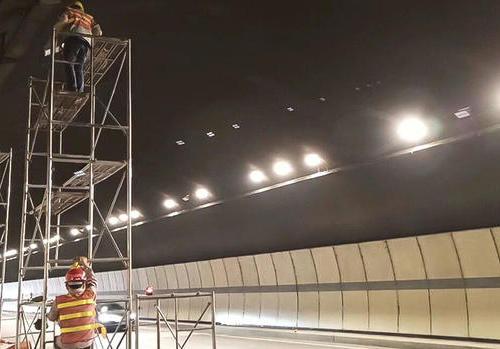 重庆鸿恩寺隧道