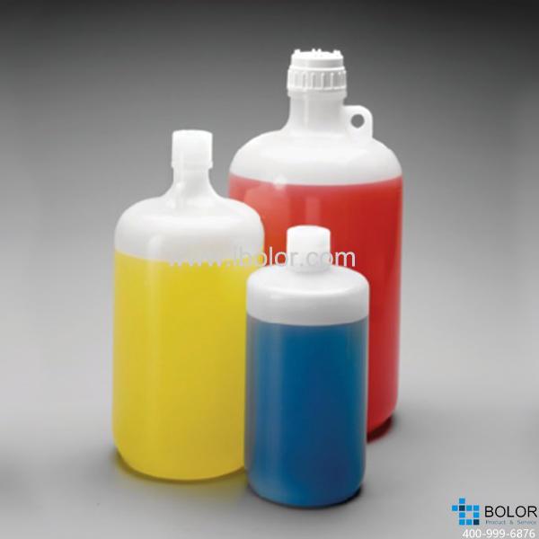 Nalgene大窄口瓶,2202-0020 容量8L LDPE材质 NALGENE/耐洁