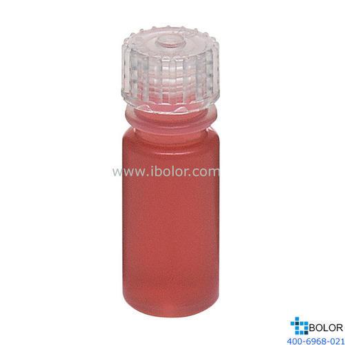 Nalgene窄口瓶,2006-9125 容量4mL 聚丙烯材质 NALGENE/耐洁