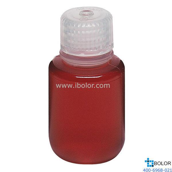 Nalgene窄口瓶,2006-0001 容量30mL 聚丙烯材质 NALGENE/耐洁