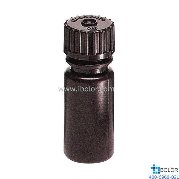 Nalgene琥珀色窄口瓶,2004-9025 容量8mL HDPE材质 NALGENE/耐洁