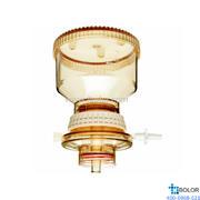 DS0320 可重復用的的瓶頂過濾器,聚砜;硅膠O形換環;聚丙烯真空接頭 DS0320-2533