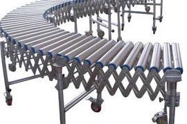 伸缩滚筒线伸缩辊道机仓储仓库好帮手定制类产品