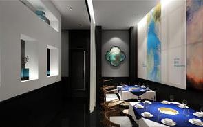 上海店铺装修设计之餐饮店面设计的构思及风格