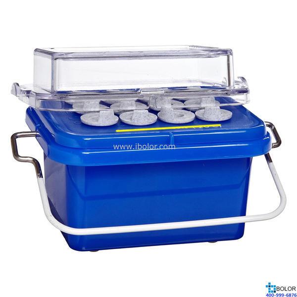 -20℃和0℃冰盒 3×4个 5115-0012;细胞冷冻冰盒 Nalgene/耐洁