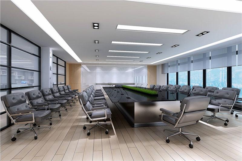 办公室会议室设计