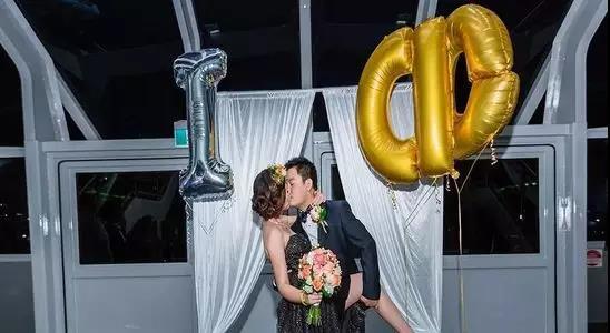婚礼布置 | 婚礼上的气球大作战!
