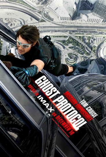 碟中谍 Mission: Impossible Ghost Protocol (2006)