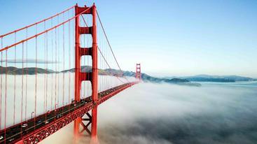 美国金门大桥Golden Gate Bridge