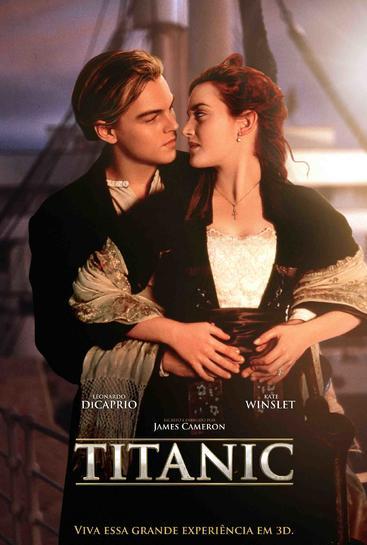 泰坦尼克号 Titanic (1997)