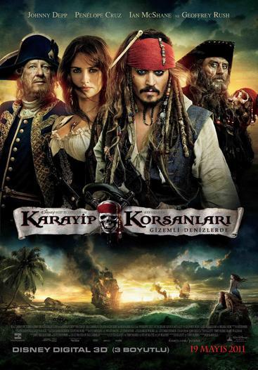 加勒比海盗 Pirates of the Caribbean  (2003)